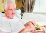 Pacjent przebywający w sosnowieckiej lecznicy narzeka na warunki