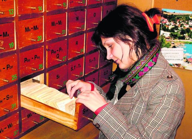 Wadowicka biblioteka jest niewielka, ale dobrze wyposażona. Studenci chwalą jej zasoby