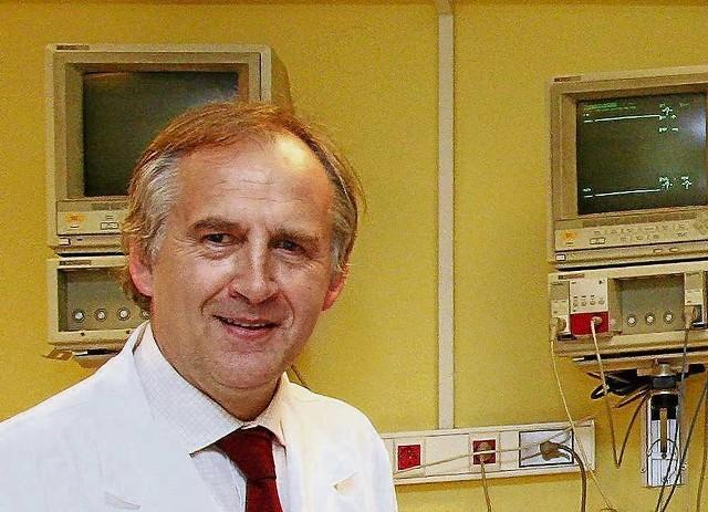 Efekty badań cieszą lekarzy i chorych - mówi prof. Zembala