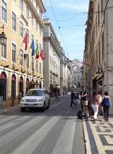 Erasmus - Studencka Portugalia: Tamwajem po Lizbonie