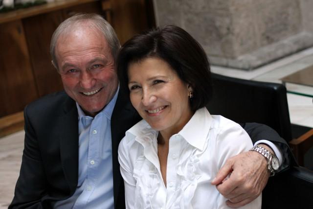 Franciszek i Małgorzata Smudowie