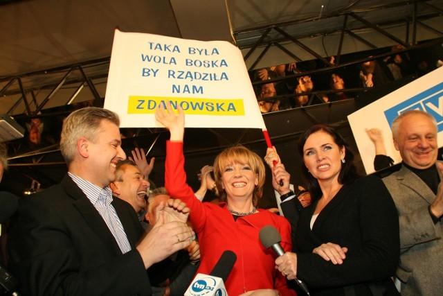 Ślubowanie prezydent Zdanowskiej zaplanowano na godz. 10