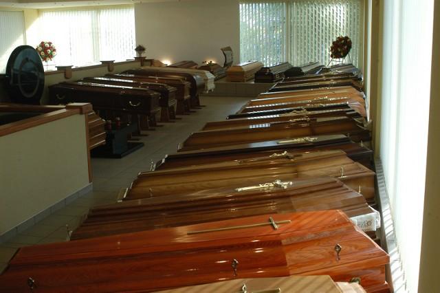 Firmy pogrzebowe nie będą mogły się już reklamować w piotrkowskim USC