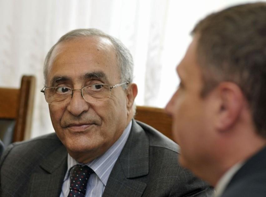 Sopot: Dr Mustafa El Ktiri spotkał się z prezydentem Karnowskim (zdjęcia)