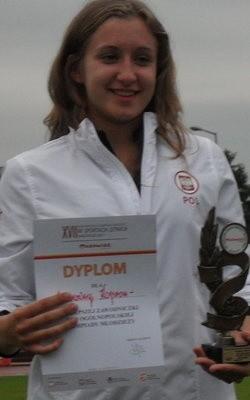 Malwina Kopron z Wisły Puławy, ubiegłoroczna wicemistrzyni świata w rzucie młotem (U-18), będzie jedną z gwiazd lubelskiego mityngu