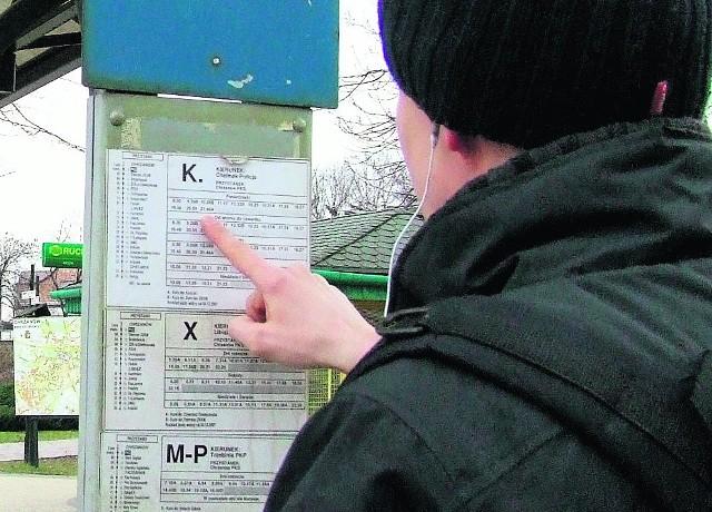 Nowa linia do Krakowa ma wypełnić lukę po zredukowanych kursach linii K. Będzie też konkurencją dla minibusów