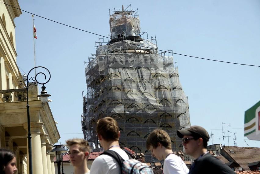 Już niedługo zakończy się remont Bramy Krakowskiej
