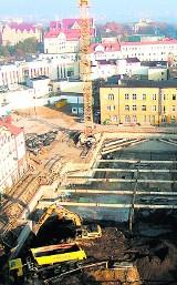 Ataner zmienia ulicę Towarową