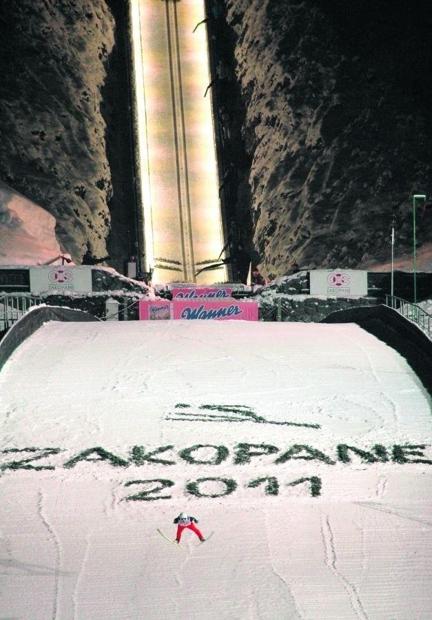 Wszystko wskazuje, że 26 marca w Zakopanem będą skakać