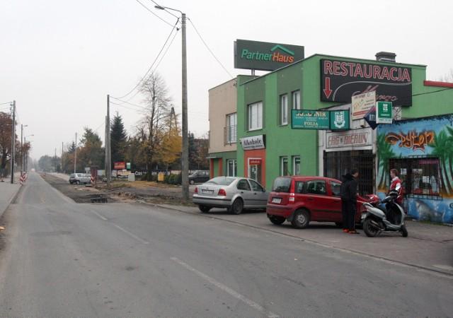 Remont ul. Nowotki ma być skończony do 23 listopada