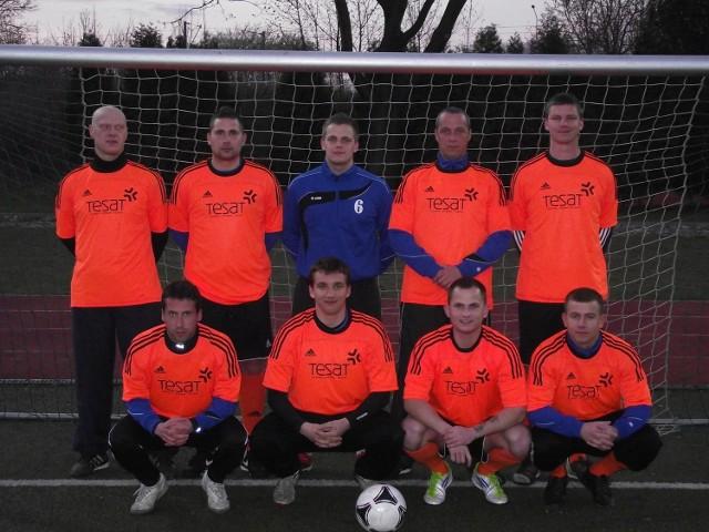 Celem ekipy Tesat w sezonie Wiosna 2012 jest awans do ekstraligi.