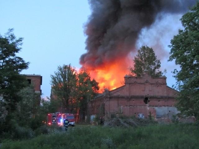 Wielki pożar Uniontexu