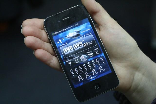 Hitlerowskiej nazwy Łodzi nadal używa aplikacja na iPhone