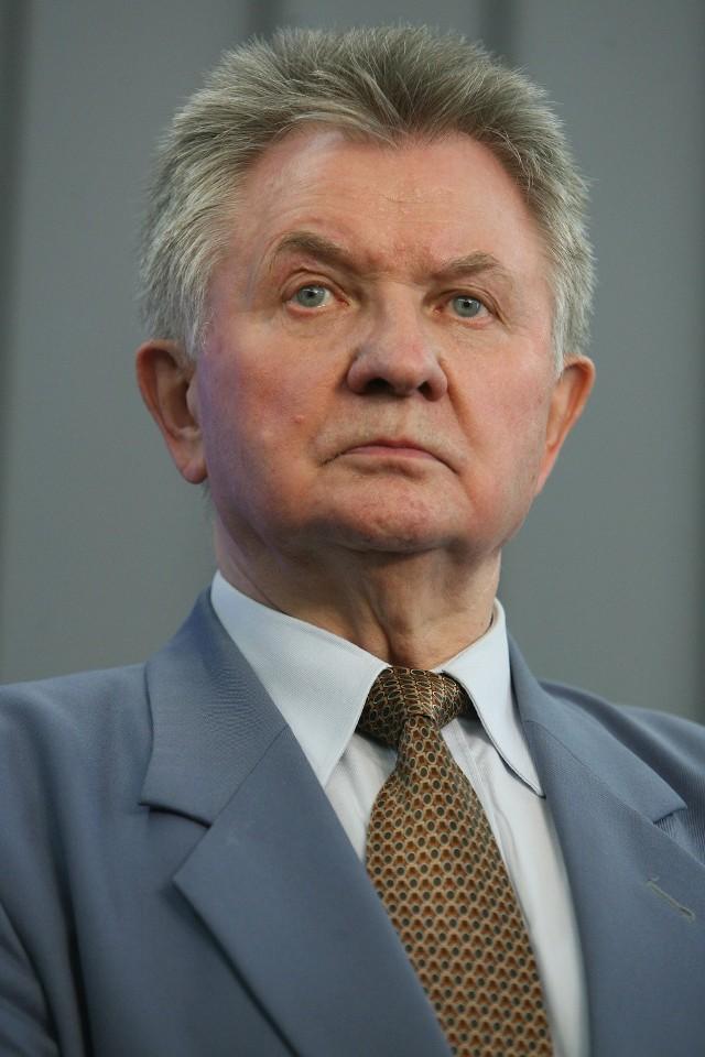 Prof. Longin Pastusiak chce wrócić do politycznej gry na Pomorzu