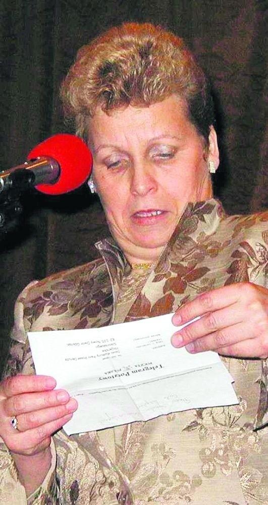 Danuta Hojarska