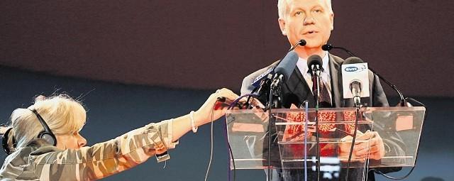 Jurek: Zgadzam się z Jarosławem Gowinem, że mamy dziś do czynienia z