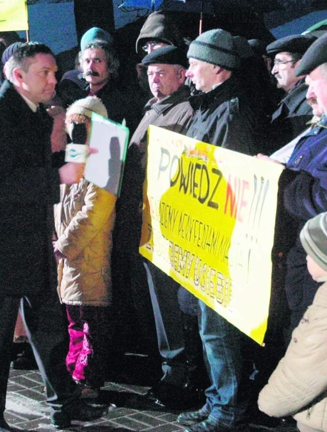 Rozszerzeniu granic miasta są zdecydowanie przeciwni mieszkańcy gminy wiejskiej  Słupsk