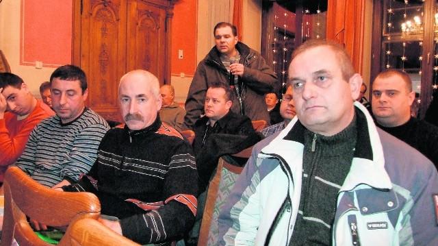 W krokowskim zamku spotkanie z przedstawicielami PGE odbyło się w grudniu