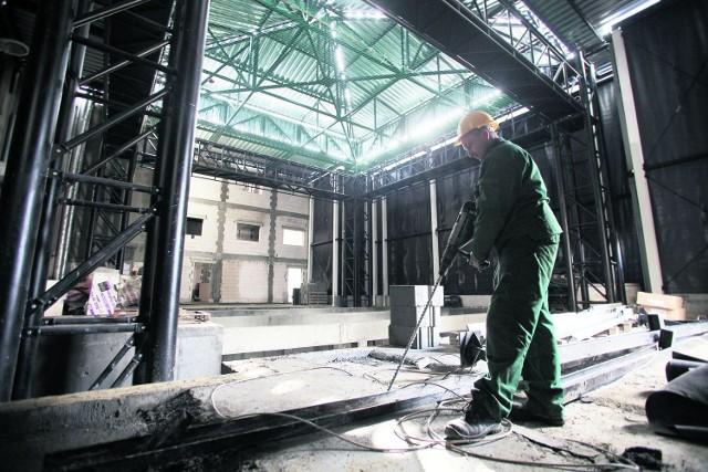 W 2012 roku na budowę Małej Sceny Teatr Powszechny otrzyma od miasta 2,5 mln zł