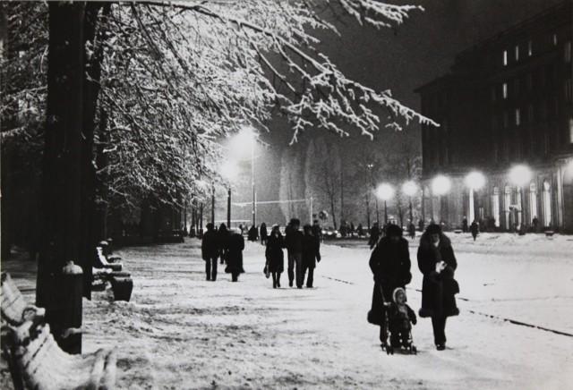 Plac Centralny, 1980 r.