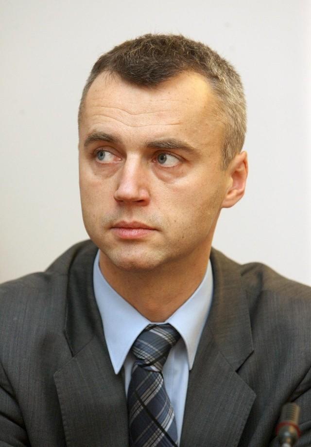 116 dni Paweł Paczkowski pełnił funkcję wiceprezydenta Łodzi. Odchodzi 1 maja