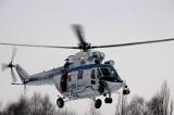 Helikopter z wideorejestratorem patroluje drogi (WIDEO)