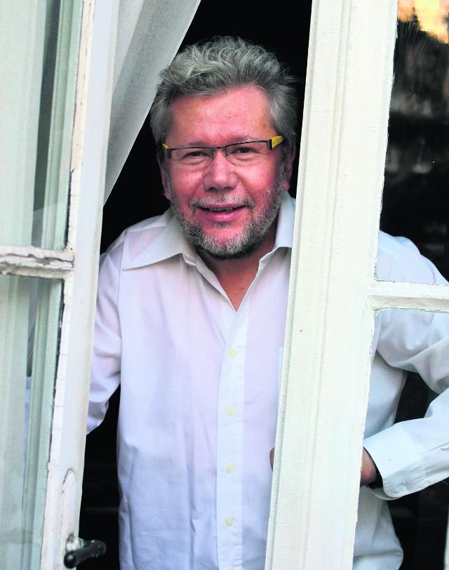 Adolf Weltschek, szef teatru groteska w Krakowie