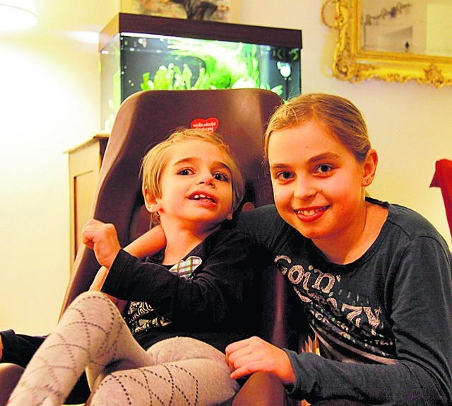 Kazimierski ośrodek ma służyć Hani i innym chorym dzieciom