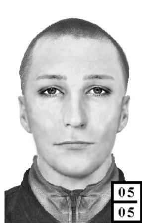 Policjanci z VIII Komisariatu poszukują mężczyzny, który 19 września 2011r. około godz. 16.00 w Łodzi na skrzyżowaniu ulic Rydza Śmigłego i Dąbrowskiego,zaczepił nastolatka i grożąc mu pobiciem skradł telefon komórkowy.Sprawca poruszał się rowerem.Rysopis sprawcy: wiek około 20 lat, wzrosy około 175 cm, szczupła budowa ciała,włosy ciemne na środku głowy krótkie, a boki wygolone, ubrany w czarną bluzę z kapturem, czarne dresowe spodnie.