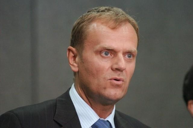 Donald Tusk będzie w Poznaniu około godziny 20.