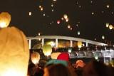 Noc Kupały w Poznaniu: Na niebie pojawiły się tysiące lampionów [FILM ZDJĘCIA]