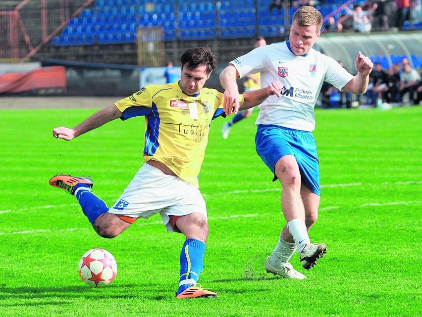 Ostatni mecz, z Pogonią Siedlce, piłkarze Motoru wygrali 3:0