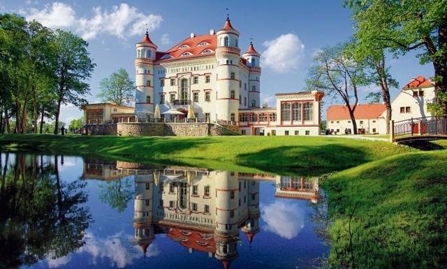 Kompleks w Wojanowie został odnowiony z dbałością o najdrobniejsze detale i styl