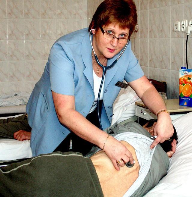 Zofia Kubisz-Pajor nie pamięta takiej liczby chorych na gruźlicę