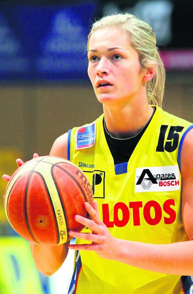 Magdalena Leciejewska w Lotosie? To już przeszłość