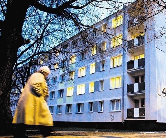 Poszukiwane są wciąż mieszkania w niskich budynkach