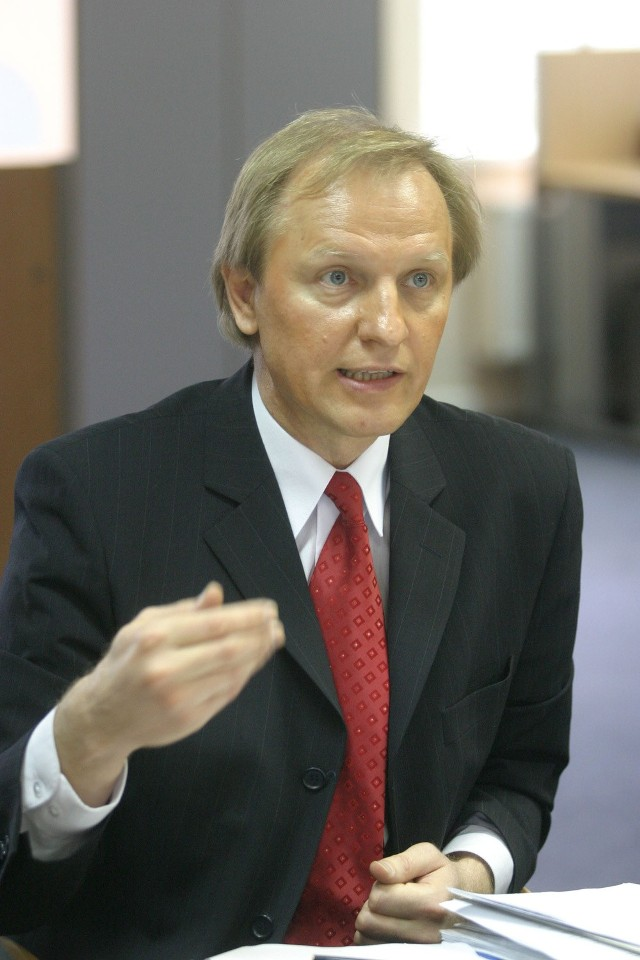 Włodzimierz Tomaszewski poparł Grabarczyka