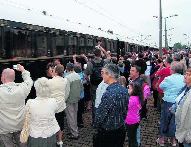 Czy szybszy pociąg tarnowianie powitają równie gorąco?