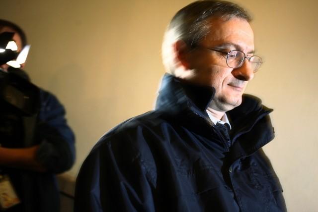 """Twarzą ABW jest dziś jej szef Krzysztof Bondaryk, zwany popularnie """"Bondem"""""""