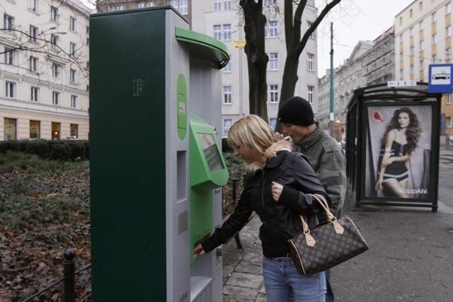Kolejne biletomaty pojawią się w tym roku na poznańskich ulicach