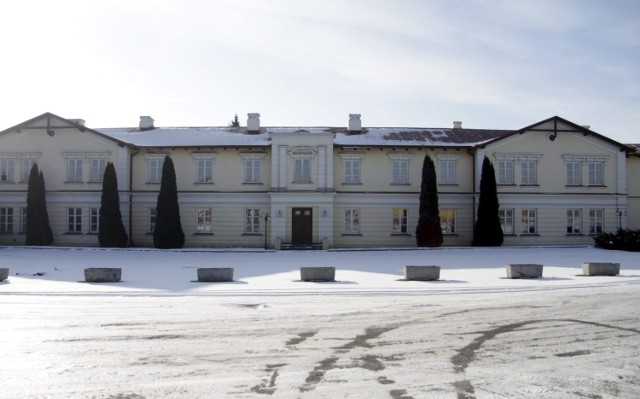 Pałacyk przy ul. Krochmalnej 13 to nowa siedziba Zarządu Dróg i Mostów w Lublinie