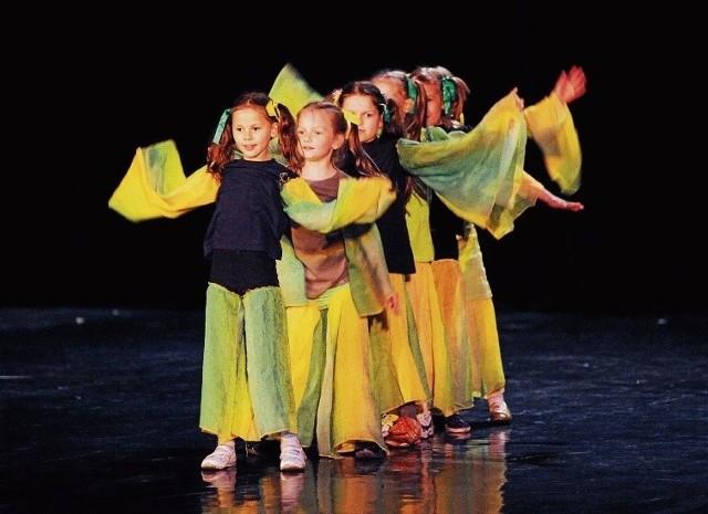 W warsztatach tanecznych mogą uczestniczyć dzieci w wieku od 7 do 12 lat