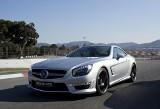 Oficjalne zdjęcie Mercedesa SL63 AMG R231