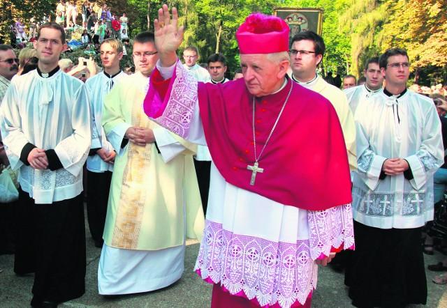 Abp Damian Zimoń jest w naszym regionie wielkim autorytetem