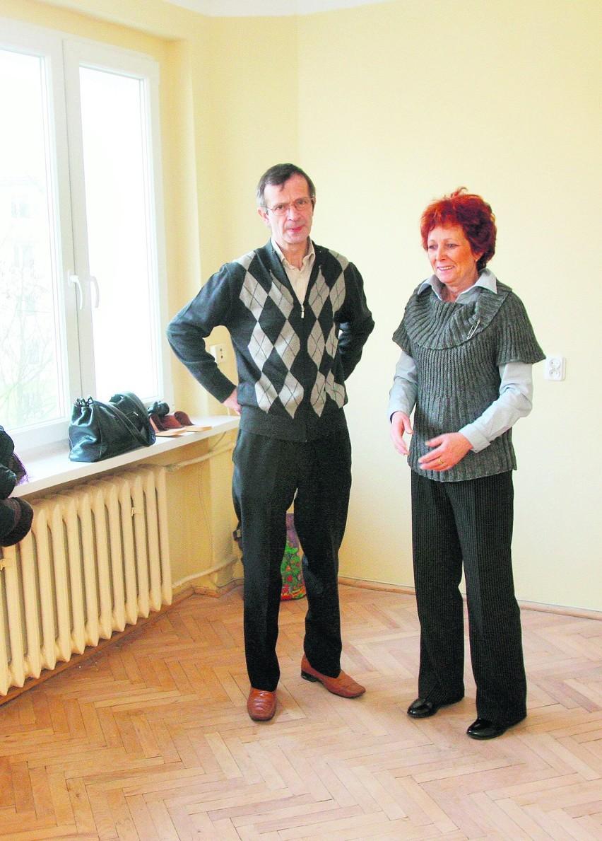 Pan Piotr dostał mieszkanie po interwencji naszej gazety.