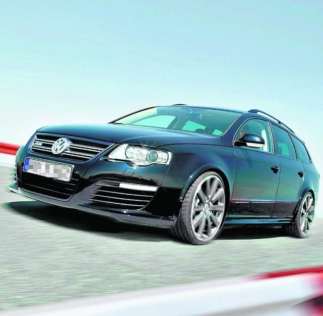 Volkswageny passaty kradzione są najczęściej