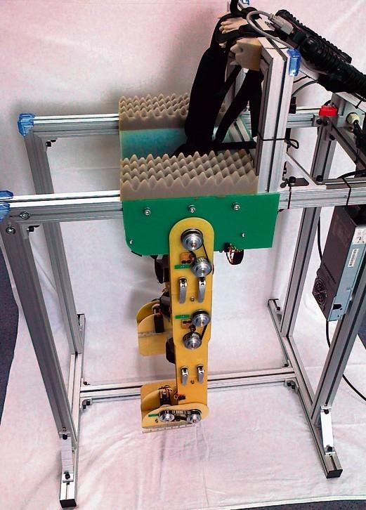 Tak wygląda robot skonstruowany przez Grzegorza Piątka