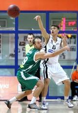 Koszykówka: Nysa Kłodzko - WKK Wrocław 67:84