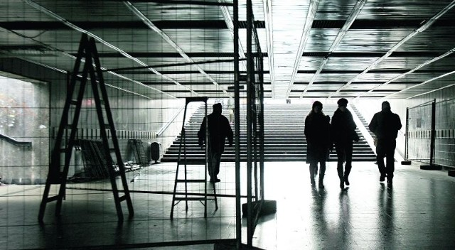 Wrocławianie powinni przygotować się do tego, że przejścia podziemnego na Świdnickiej nie będzie. Kiedy zniknie? Tego na razie nie wiadomo.