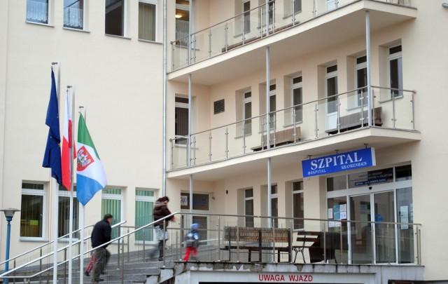 Mieszkanka gminy Przemęt trafiła do szpitala z infekcją w 34. tygodniu ciąży